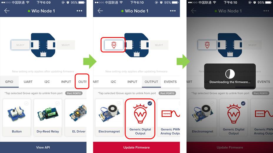 Wio Node – платформа для быстрого создания IoT приложений