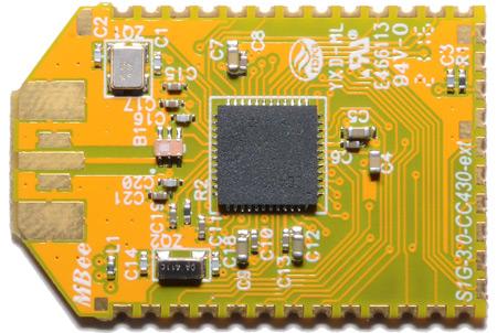 MBee-868-3.0-WIRE-SOLDER Беспроводной радиомодуль 868МГц совместимый с Arduino