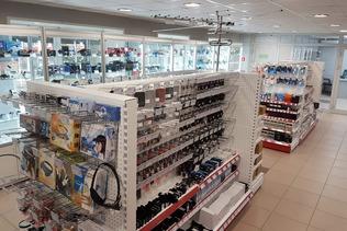 Магазин и оптовый отдел в Ижевске. Фото 1