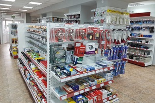 Магазин и оптовый отдел в Красноярске. Фото 1