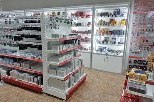 Магазин и оптовый отдел в Красноярске. Фото 2