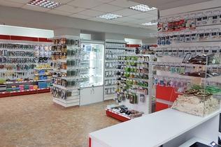Магазин и оптовый отдел в Красноярске. Фото 4
