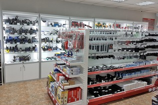 Магазин и оптовый отдел в Красноярске. Фото 6