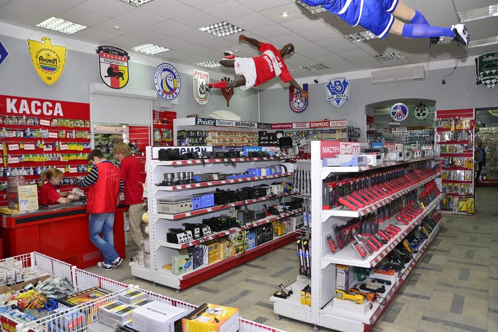 Магазин и оптовый отдел в Москве на Гиляровского, Магазин. Фото 1 a12d61890a5