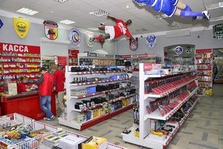 Магазин и оптовый отдел в Москве на Гиляровского, Магазин. Фото 1