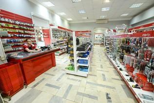Магазин и оптовый отдел в Москве на Гиляровского, Магазин. Фото 2