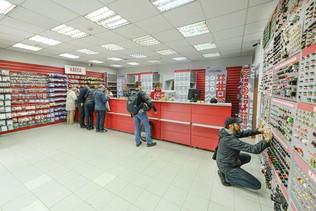 Магазин и оптовый отдел в Москве на Гиляровского, Магазин. Фото 8