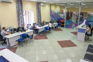 Магазин и оптовый отдел в Москве на Гиляровского, Оптовый отдел. Фото 4