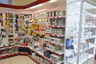 Магазин и оптовый отдел в Новосибирске. Фото 1