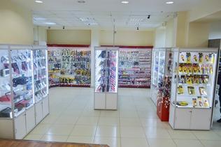 Магазин и оптовый отдел в Новосибирске. Фото 2