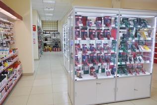 Магазин и оптовый отдел в Новосибирске. Фото 5