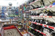 Магазин и оптовый отдел в Санкт-Петербурге на  Кронверкском. Фото 4