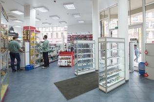Магазин и оптовый отдел в Санкт-Петербурге на Восстания. Фото 4