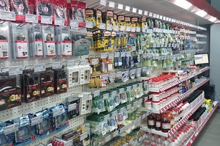 Магазин и оптовый отдел в Самаре. Фото 1