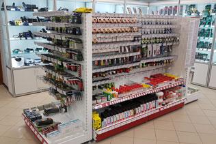 Магазин и оптовый отдел в Саратове. Фото 4