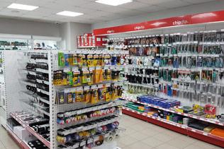 Магазин и оптовый отдел в Томске. Фото 1