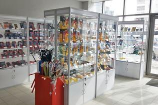 Магазин и оптовый отдел в Уфе. Фото 1