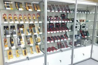 Магазин и оптовый отдел в Екатеринбурге. Фото 1