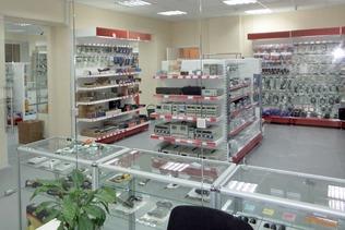 Магазин и оптовый отдел в Екатеринбурге. Фото 8