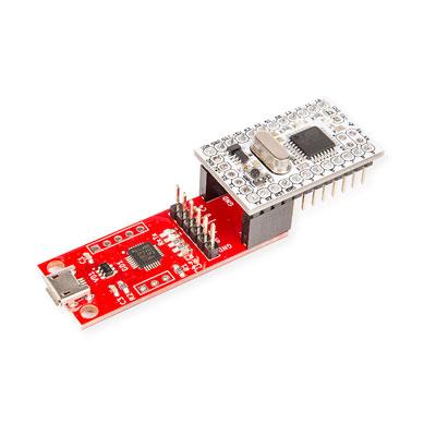 ISKRA & USB-UART