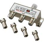 06-0046-C (05-6102), Разветвитель (сплиттер) антенный на 3ТВ, 5-1000МГц