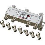 05-6104, Разветвитель (сплиттер) антенный на 6ТВ, 5-1000МГц
