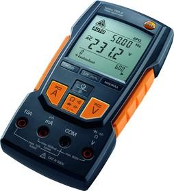 Фото 1/2 testo 760-2 (Госреестр), Мультиметр цифровой автоматический с функцией True RMC