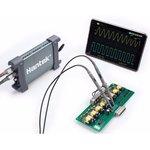 Фото 3/3 iDSO1070A, USB/WIFI осциллограф, 2 канала х 70МГц