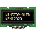 WEH001202ALPP5N00000, Индикатор 1202 желтый 55,7х32 мм