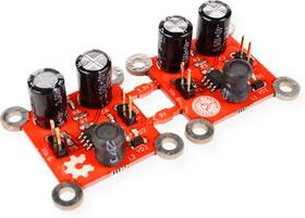 Фото 1/2 DC-DC преобразователь RDC1-0028, Двойной DC-DC преобразователь на MC34063. Вход 5-40 В, выход 5В и 3,3В. 1,5A