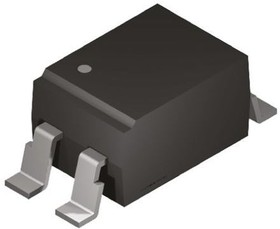FOD817C3SD, Optocoupler DC-IN 1-CH Transistor DC-OUT 4-Pin PDIP SMD Black T/R