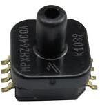 MPXHZ6400AC6T1, Датчик давления, абсолютный, 12.1 мВ/кПа, 20 кПа, 400 кПа [SMD-8]
