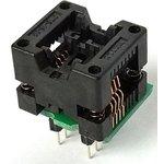 DIP-SOIC 8 pin 150 mil, Адаптер для программирования микросхем (=TSU-D08/SO08-150)