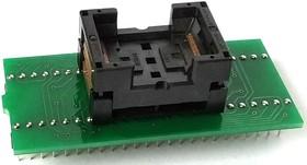 Фото 1/2 DIP48-TSOP48 12x20 mm pin-to-pin, Адаптер для программирования микросхем (=AE-TS48U, TSU-D48/TS48-L20)