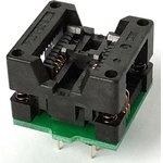 DIP-SOIC 8 pin 208 mil, Адаптер для программирования микросхем (=TSU-D08/SO08-208)