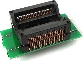 Фото 1/2 DIP-PSOP 44 pin 525 mil [ZIF, Open top, DM], Адаптер для программирования микросхем (=AE-SO44U, TSU-D44/SO44-525)