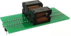 DIP56-SSOP56 245 mil, ZIF-Wells, Адаптер для программирования микросхем (=HSS56N)