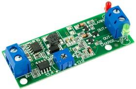 Фото 1/4 SCD0049-0.4A, Контроллер заряда 12 В свинцового аккумулятора