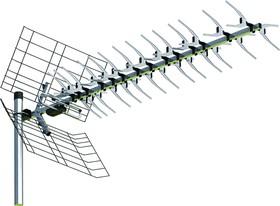 Мeридиан-60AF Turbo, Антенна телевизионная, активная, DVB-T/DVB-T2
