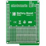 Фото 2/4 MIKROE-712, Battery Boost Shield, Плата раширения для mikromedia bord с макетной областью и батарейным отсеком