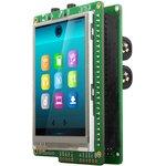 Фото 4/4 MIKROE-712, Battery Boost Shield, Плата раширения для mikromedia bord с макетной областью и батарейным отсеком