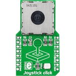 MIKROE-1506, Joystick click, Джойстик форм-фактора mikroBUS