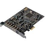 Звуковая карта PCI-E CREATIVE Audigy RX, 7.1, Ret [70sb155000001]