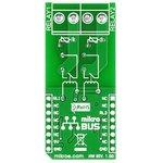 Фото 2/4 MIKROE-1370, RELAY click, Релейный модуль 5A 250VAC/30VDC форм-фактора mikroBUS