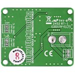 Фото 2/4 MIKROE-192, 5V-3.3VReg Board, Плата стабилизатора напряжения Uвх:8-16AC/DC Uвых1=5В Uвых2=3.3В