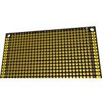 Фото 2/2 PCB 60x80 black, Плата макетная, 60мм х 80мм, PCB (шаг2.54мм)