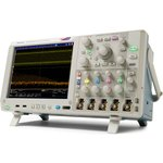 MSO5204B 5RL (опция), Увеличение длины записи 50M Samples/ch