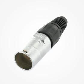 Фото 1/3 NE8MC, Разъем герметичный Ethernet, Серия etherCON, RJ45, Штекер, 8 Контактов, на кабель