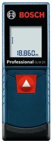 GLM 20, Лазерный дальномер идеально подходит для точных измерений на расстоянии до 20 м Все управление осуще