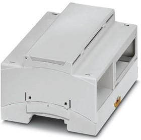 Фото 1/2 RPI-BC 107,6 DEV-KIT KMGY, Корпус для установки на несущую рейку компьютера Raspberry Pi